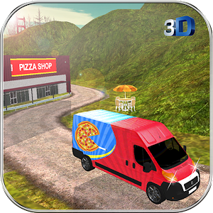 City n Off Road Delivery Van for PC and MAC