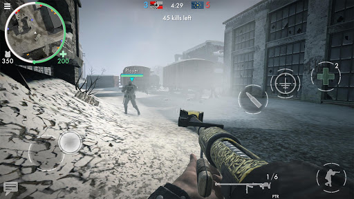 World War Heroes: WW2 FPS screenshots 2