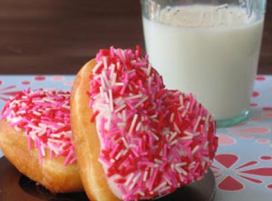 Krispy Kreme Donuts: Recipe