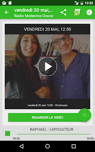 Radio Médecine Douce- screenshot thumbnail
