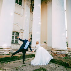 Wedding photographer Dmitriy Daleckiy (datetski). Photo of 13.10.2018
