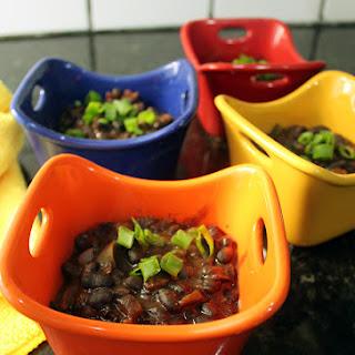 Refried Black Beans