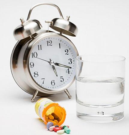 Có thể hẹn giờ để nhắc uống thuốc