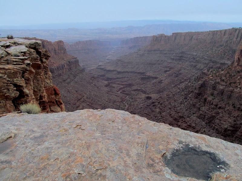 Photo: Long Canyon overlook
