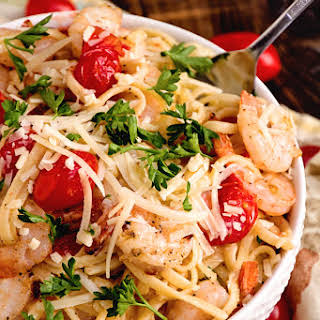 Grilled Shrimp Pasta Recipes.
