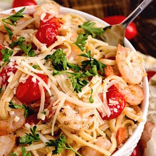 Grilled Shrimp Pasta Recipes.
