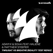 Twilight vs Breathe (feat. HALIENE & Matthew Steeper) (Reality Test Remix)