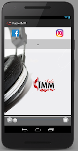 Radio IMM- screenshot thumbnail