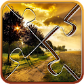 Countryside Jigsaw Puzzle Game icon