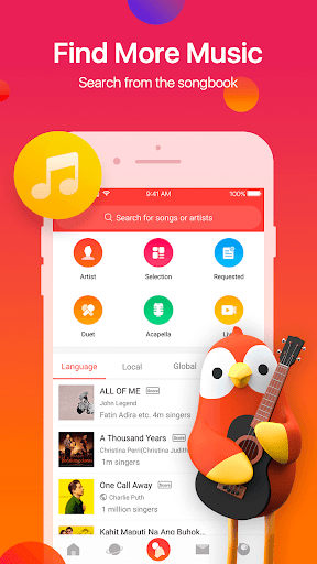 WeSing - Sing Karaoke & Karaoke Record & Sing Song 3.9.6.275 screenshots 6