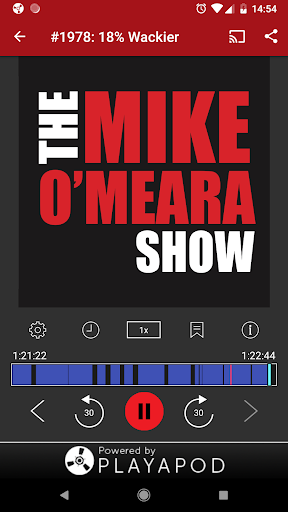 Mike O'Meara Show screenshot 1