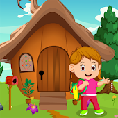 Picnic Girl Rescue Kavi Game-389 Android APK Download Free By Kavi Games