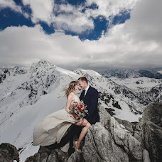 Wedding photographer Serhiy Prylutskyy (pelotonstudio). Photo of 13.01.2017