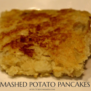 Mashed Potatoes Breakfast Recipes