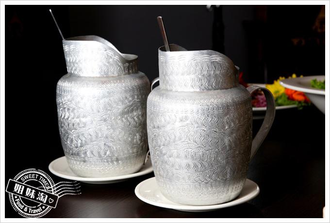 阿杜皇家泰式料理菜單羅望子果汁