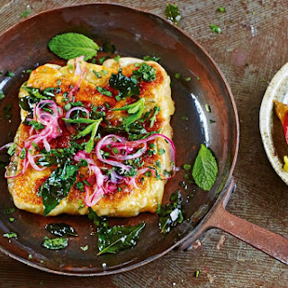 Jamie Oliver's easy Southeast Asian murtabak.