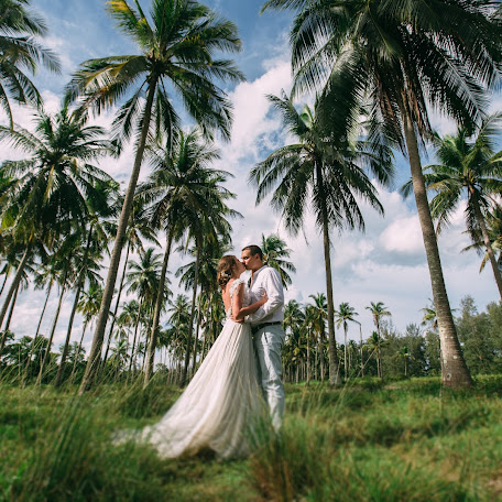 Wedding photographer Artur Davydov (ArcherDav). Photo of 04.01.2018