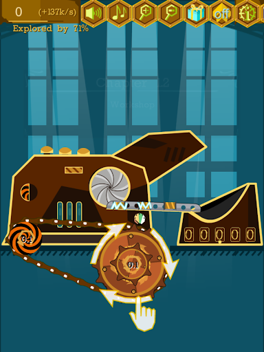 Idle Coin Factory: Incredible Steampunk Machines apkdebit screenshots 9