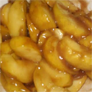 Fried Apples.