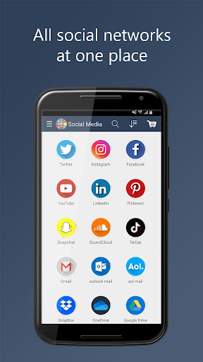 Social Media Vault screenshot 1