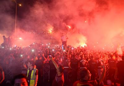 Les adversaires de Genk et de Bruges en Ligue des Champions (Salzbourg et Galatasaray) ont donné le ton