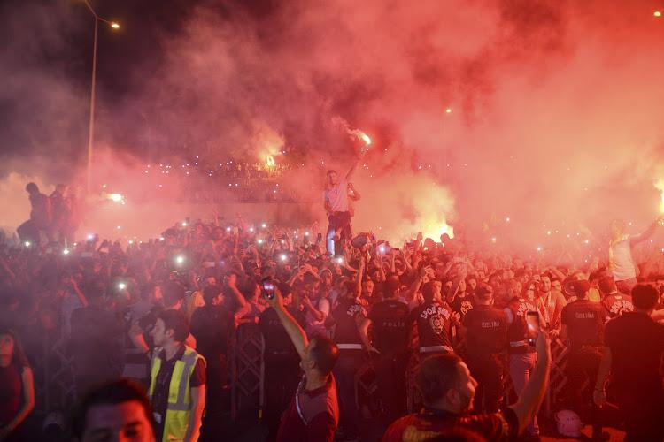 Er komen extra maatregelen voor Club - Galatasaray: Geen glas en extra controles