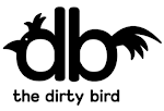 Logo for The Dirty Bird