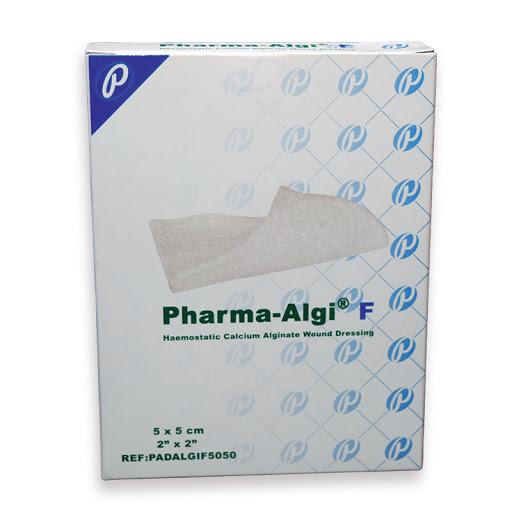 Aposito Absorbente Pharma Algi 5X5 10 Unidades Apositos absorbentes Pharma Algi