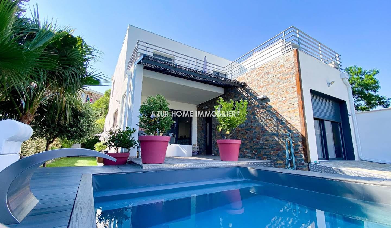 Maison avec piscine et terrasse Frejus