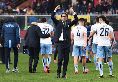 🎥 Dans la douleur, la Lazio prend la tête de la Serie A