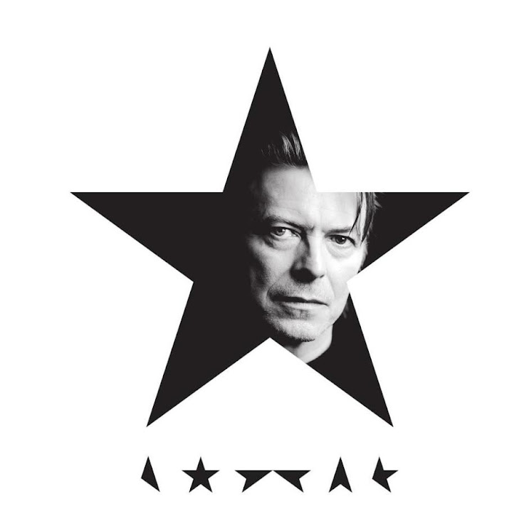 "The 2016 ""Blackstar"" album featuring Bowie at 69 years of age."