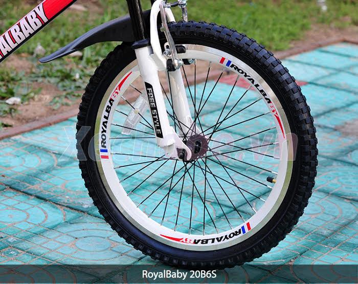 Xe đạp royalbaby RB20B-6s