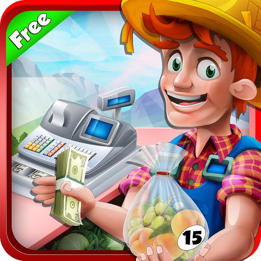 Farm Shop Cashier Manager:  Farming Cash Register (game)