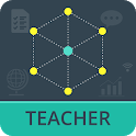 Connected Classroom - Teacher icon