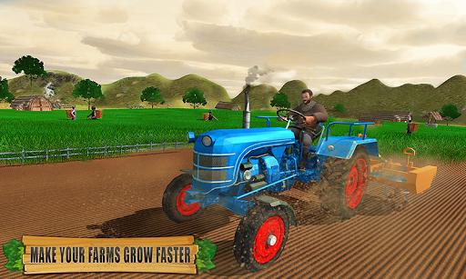 Farming Tractor Driver Simulator : Tractor Games  screenshots 3