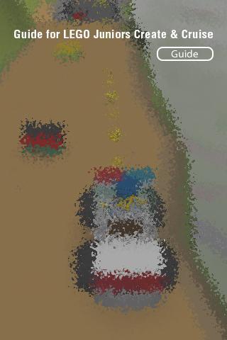Guide LEGOJuniors CreateCruise