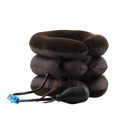 Perna gonflabila gat pentru durerile cervicale