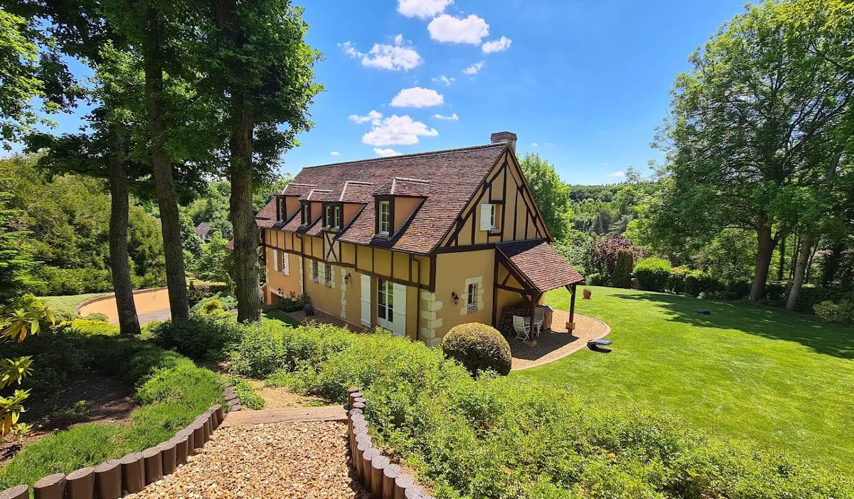 Maison avec jardin et terrasse Nogent-le-Roi