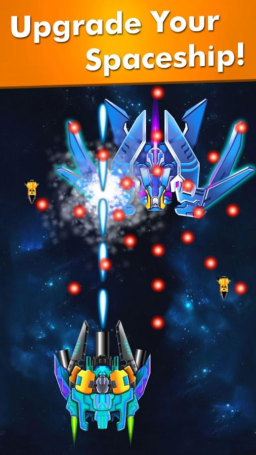 Galaxy Attack: Alien Shooter- screenshot