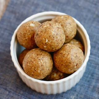 All The Seeds Protein Balls (Seed Cycling).