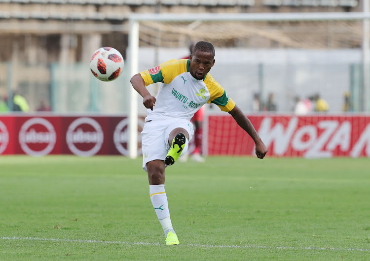 Mamelodi Sundowns winger Aubrey Ngoma is reportedly on his way out of the club with Maritzburg United his likely his next destinations.