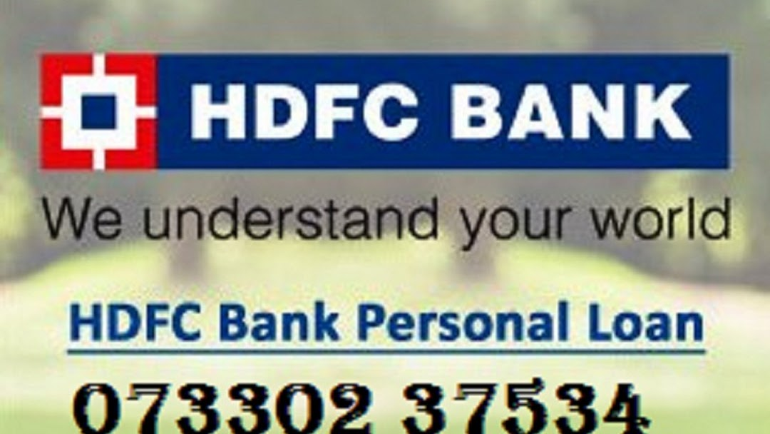 Hdfc Bank Personal Loan Sales Team Financial Consultant In Bangalore