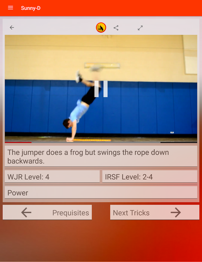 The Jump Rope Tricktionary- screenshot