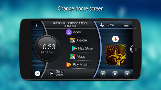 Car Launcher FREE 3.0.0.21 Screenshots 2