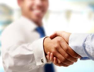 You can raise money through business partnership