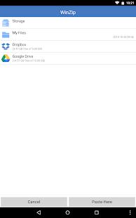 WinZip – Zip UnZip Tool Screenshot 11