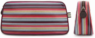 Stripe Mainline Toiletry Bag