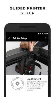 MakerBot - screenshot