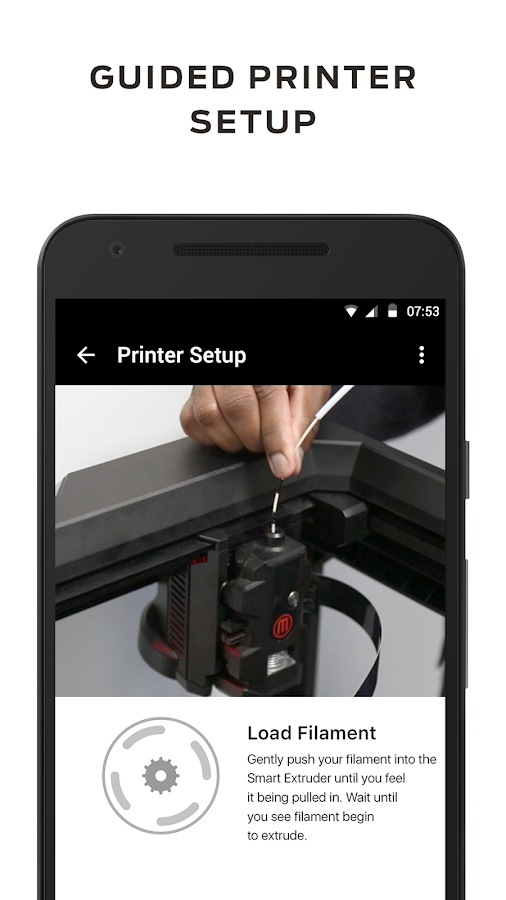 MakerBot- screenshot