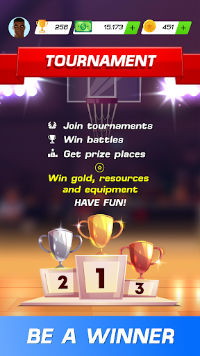 Basketball Clash: Slam Dunk Battle 2K'20 android2mod screenshots 14